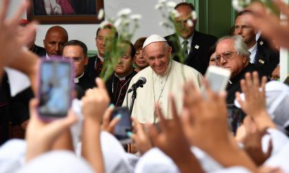 En video | Papa Francisco agradece a los colombianos tras su visita al país