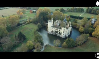 Este es el asombroso castillo en Francia que tiene 25.000 dueños