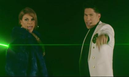 Olga Tañón y Chyno Miranda lanzan videoclip de su dueto 'Como en Las Vegas'