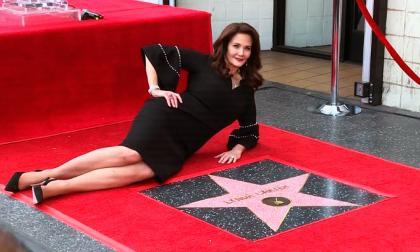 'La Mujer Maravilla' ya tiene estrella en Hollywood