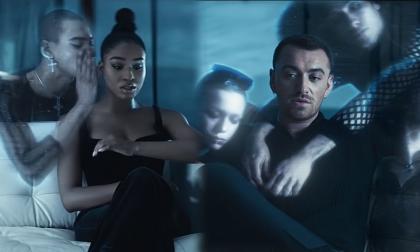 Así es el video de 'Dancing With a Stranger' de Sam Smith junto a Normani