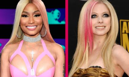 Avril Lavigne enlista a Nicki Minaj en su regreso musical, 'Dumb Blonde'