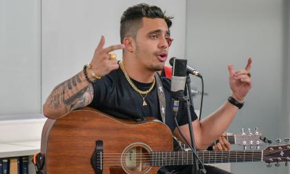 Sesiones EH | Así 'prende' la fiesta Altafulla con 'Te quedé gustando'