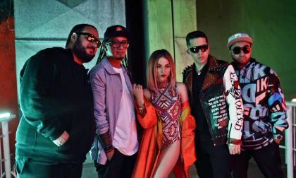 El Freaky presenta 'A mí me gusta' junto a De La Ghetto y Paty Cantú