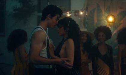 Shawn Mendes  y Camila Cabello se vuelven a juntar en 'Señorita'