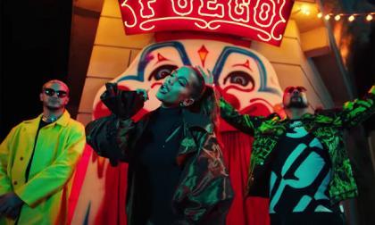 'Fuego', la ardiente colaboración de Sean Paul, Anitta y Tainy con DJ Snake