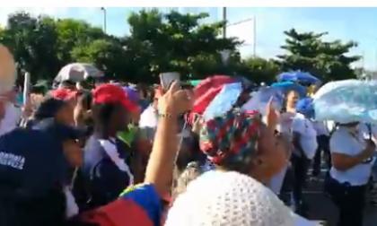Cartagena marcha a ritmo de música y baile