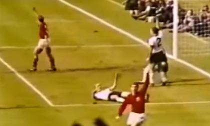"""En video   Este fue el """"gol fantasma"""" de Hans Tilkowski en el Mundial de 1966"""