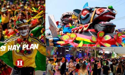 Sí Hay Plan | Llegó la hora de gozar en el Carnaval 2020, Pa' que lo viva la gente