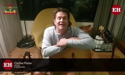 En video   Carlos Vives le canta a Barranquilla en sus 207 años