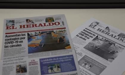 En video | Cuarentena en El Heraldo: Día 30