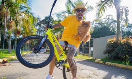 Con 'Cuenta conmigo', Mike Bahía prepara su nuevo disco