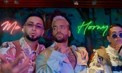 Maluma, Justin Quiles y Lenny Tavárez, juntos en 'Parce'