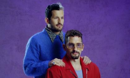 Mau y Ricky, grupo de música urbana.