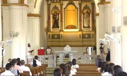 La Ruta de la Fe   Acto litúrgico de la Pasión de Cristo