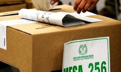 Confianza en procesos electorales en pandemia