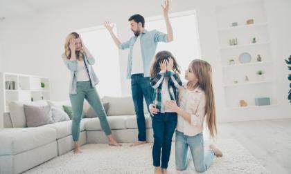 Los hijos de mi pareja me desesperan