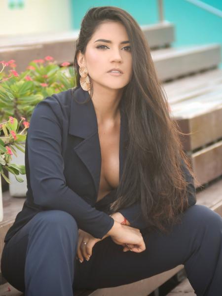 Modelo barranquillera Karina Ortiz
