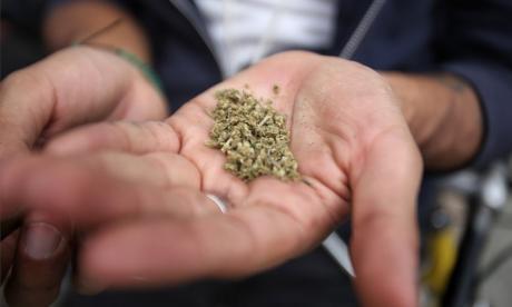 Marihuana recreativa