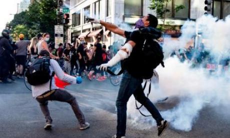 Derecho a la protesta pacífica