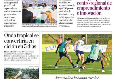 Esto va a ser una locura, Barranquilla se lo merecía: Rentería