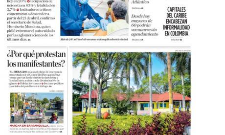 Casos bajan en Barranquilla, pero la alerta se mantiene