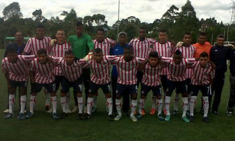 El Junior sub-20 sale hoy ante Nacional por  el paso a la final del Campeonato Postobón