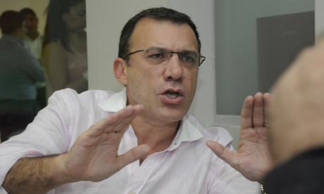 Roy Barreras, senador de la República.