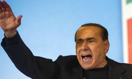 Silvio Berlusconi habría pagado sumas de 2.500 euros al mes a las falsas testigos.