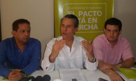 Revelador diagnóstico de la crisis campesina en el pacto agrario en Córdoba