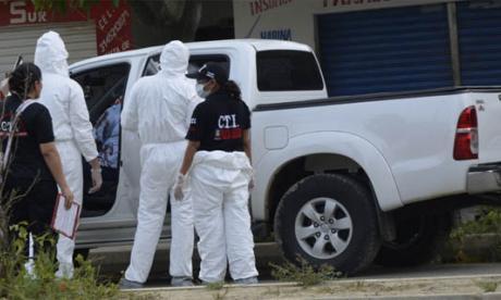 Doble crimen en Montería; sicarios les disparan en más de 20 ocasiones