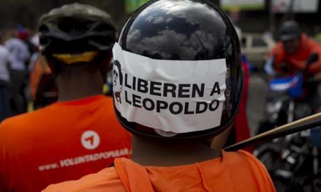 Leopoldo López denuncia robo de USD 30.000 millones