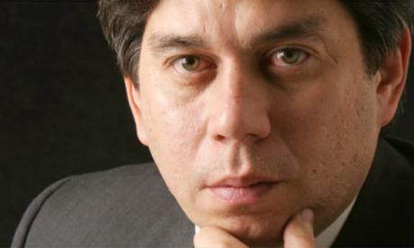 Pelea entre periodista Daniel Coronell e hijo de expresidente Uribe