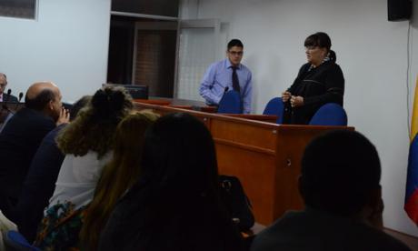 Comenzó en Bogotá incidente de reparación de víctimas de Mancuso