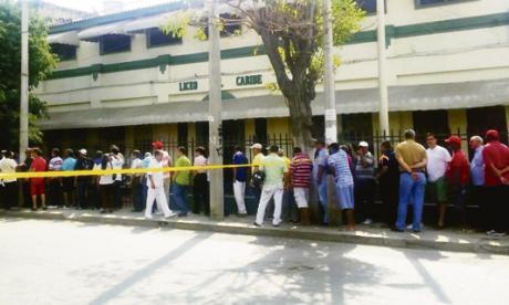 En la Costa mejoró el caudal de votantes