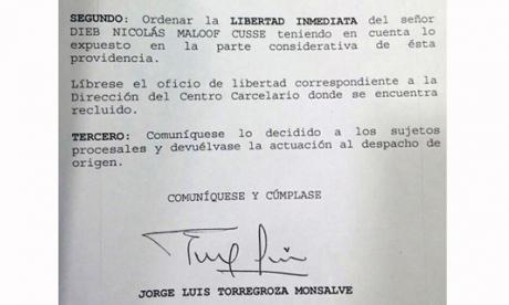 Aparte de la decisión judicial conocida por EL HERALDO.