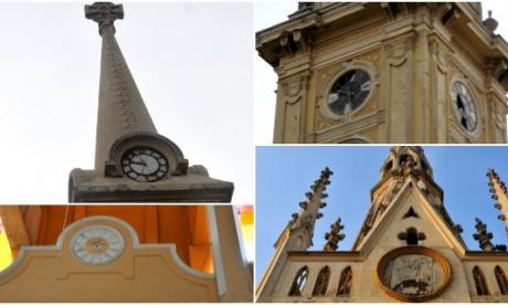 El tiempo de las iglesias y sus relojes se detuvieron en  Barranquilla