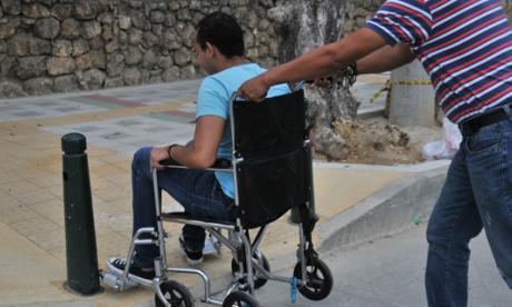 Vecinos cuestionan rampas para discapacitados en la 79