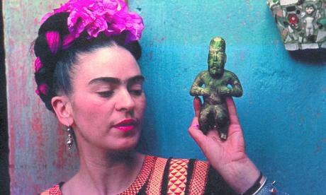 Ahora puedes admirar las obras de Frida Kahlo y Diego Rivera en Google Street View
