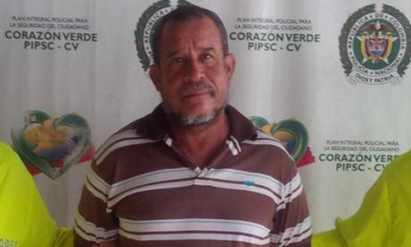 """Captura a alias El Loco Freddis, presunto miembro de la banda delincuencial """"Los Morras"""""""