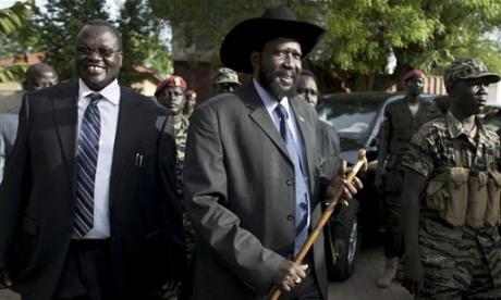 """Rebeldes de Sudán del Sur están """"preparados"""" para implementar acuerdo de paz"""
