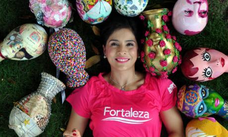 Desde septiembre, Barranquilla se viste de rosa por el cáncer de seno
