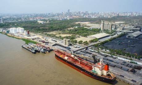 Se inició en Barranquilla exportación de carbón de Norte de Santander