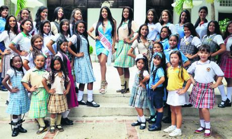 Se acerca el Reinado Intercolegial de la Cumbia
