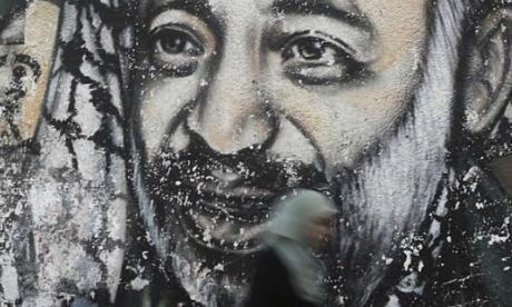 Palestina recuerda a Arafat once años después de su muerte