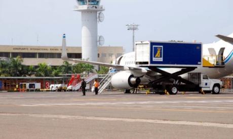 Aeropuerto Rafael Núñez, de Cartagena.