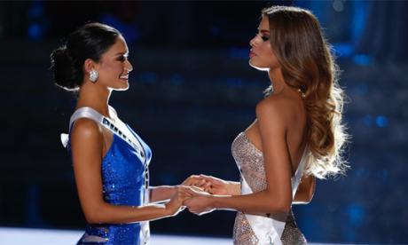 Colombia, por quinta vez virreina en Miss Universo