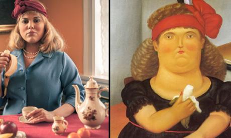 Las pinturas de Fernando Botero son homenajeadas en Islandia