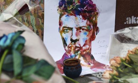 Muerte de David Bowie genera más de 4,3 millones de tuits
