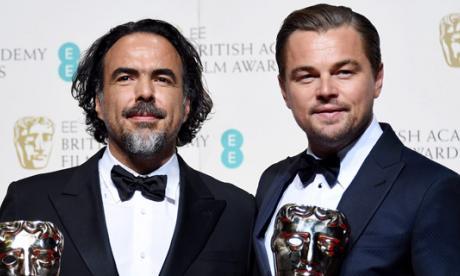 DiCaprio gana su primer Bafta y se afina para los Óscar